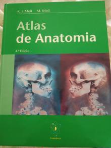 Atlas de Anatomia - K. J . Moll