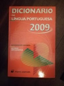 Dicionário Língua Portuguesa - Acordo Ortográfico - Porto Editora
