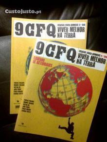 CFQ 9 Viver melhor na Terra - Carla Morais, Carlos Fio...