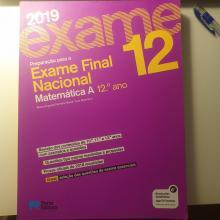 Preparação para Exame Final Nacional Matemática A 12º Ano - Maria Augusta Ferreira Ne...