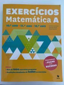 Exercícios Matemática A , 10º, 11º e 12º - António Pampulim, Cristi...