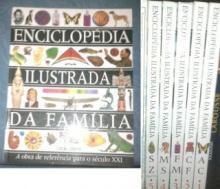 Enciclopédia Ilustrada da Familia - Jayne Parsons