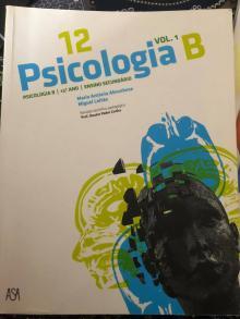 Psicologia B vol.1 - Maria Antónia Abrunhosa