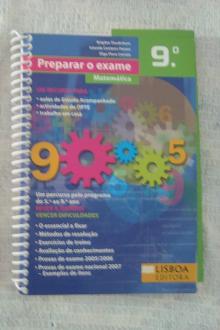 Preparar o Exame - Matemática - Brigitte Thudichum