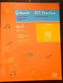 Grammar + PET Practice