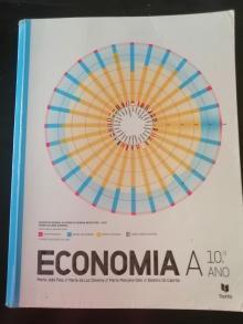 Economia A - 10º ano - Maria João Pais, Maria d...