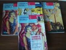 Cadernos de História A, parte 1,2,3 e caderno do aluno - Ana Lídia pin