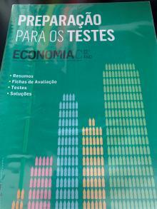 Economia C - Preparação para os testes, 12º Ano - Maria João Pais