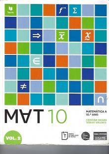 Mat 10 - Vol.2 - Cristina Viegas