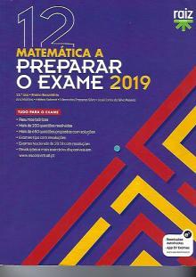 Preparar o Exame Matematica 12 - Ana Martins