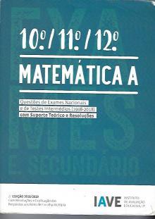 Matematica 10º 11º 12º - IAVE