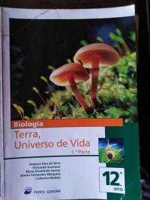 Terra, Universo de Vida 12º (1º Parte) - Amparo Dias da Silva