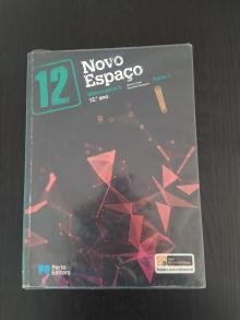 Novo Espaço, Matemática A - Belmiro Costa e Ermelinda...