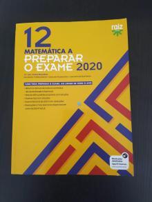 Preparar o Exame 2020, Matemática A - Ana Martins, Helena Salom...