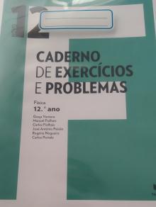 Caderno de exercícios e problemas FÍSICA - Graça Ventura