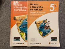 História e Geografia de Portugal 5 - Arlindo Fragoso