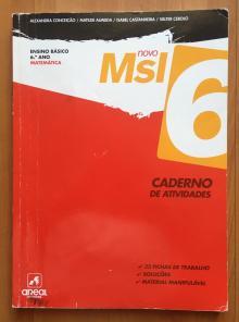 Matemática - MsI 6 - Alexandra Conceição
