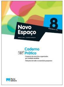 Novo Espaço - Caderno Prático .- Matemática 8