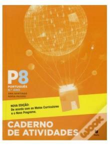 P8 - Português - 8º ano - Caderno de atividades