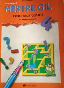 MESTRE GIL - FICHAS DE ORTOGRAFIA