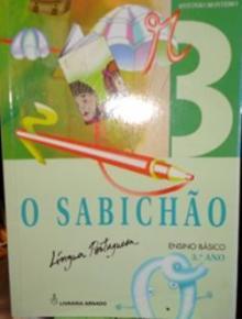 O SABICHÂO - Lingua Portuguesa 3º Ano
