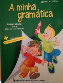 A minha Gramática 3 / 4º Ano