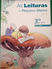 As leituras do Pequeno Mestre - Lingua Portuguesa