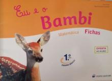 Eu e o Bambi 1º ano - Fichas
