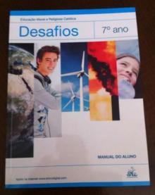 DESAFIOS - ManuAL do Aluno 7º ano - Jorge Augusto Pereira