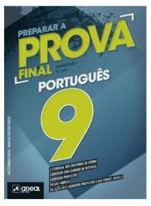 PREPARAR A PROVA FINAL DE PORTUGUES 9 ANO