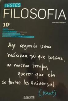 TESTE FILOSOFIA 1Oº ANO
