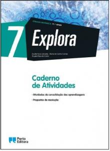 Caderno de Atividades - Explora - Físico-Química - 7.º Ano - DUARTE NUNO JANUÁRIO, EL...