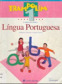 Trampolim 1 : língua portuguesa : 1º ano ensino básico