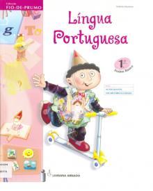 Fio de Prumo- Lingua Portuguesa 1º ano