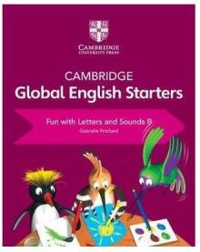 CAMBRIDGE GLOBAL ENGLISH STARTERS Fun With Letters and sounds B USADO
