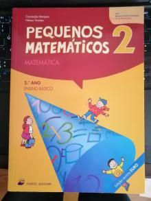 Pequenos Matemáticos - Matemática 2º An0