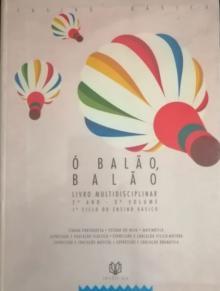 Ó BALÃO, BALÃO LIVRO MULTIDISCIPLINAR 2º ANO 3º VOLUME
