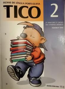 TICO - Fichas de Lingua Portuguesa - 2 º Ano - Franclim P. Neto