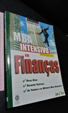 MBA intensivo em finanças – John A. Tracy - Jonh A. Tracy