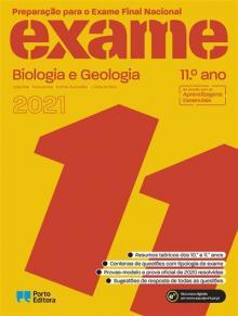 Preparação Para o Exame Final Nacional 2021 - Biologia e Geologia - Jorge Reis