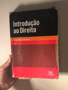 Introdução ao Direito - Miguel Teixeira de Sousa