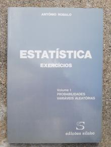 Estatística - Antonio Robalo