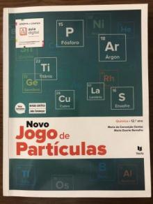 Novo Jogo de Partículas, química 12º ano - Maria Duarte Ramalho