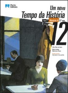 Um novo tempo da história 12 - Célia Pinto do Couto