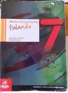Matematicamente falando 7 Caderno de Atividades - Alexandra Conceição