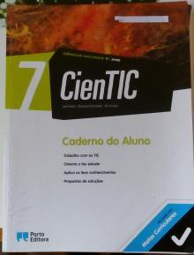 CienTIC 7 - Caderno de atividades - José Salsa