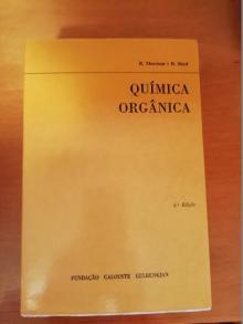 Química Orgânica - Robert T. Morrison