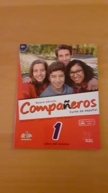 Compañeros 1 - Libro del alumno - Francisca Castro, Ignacio...