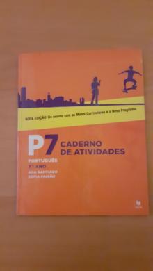 P7- Caderno de Atividades - Ana Santiago, Sofia Paix�...