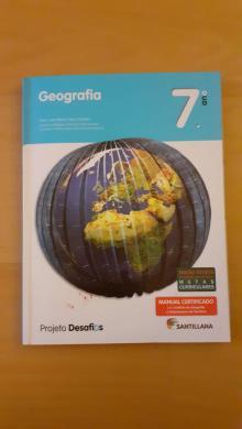 Geografia 7 - Manual - Maria João Matos, Rui Ca...
